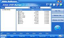 burn dvd, burn cd, burn dada, dvd burner, cd burner, burn ISO, create ISO