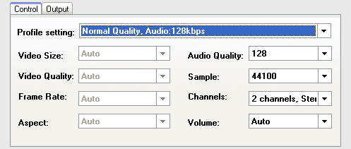 How to use Video Files to MP3 with A123 Video to MP3 Converter!