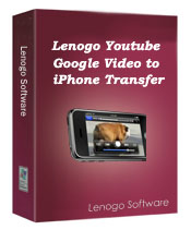 Youtube/Google Video to iPhone Transfer enables users to transfer any youtube or google video straight to their iPhones