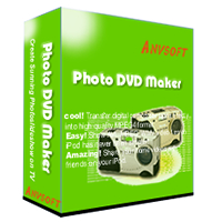 Photo DVD Maker allows you to make use of your DVD or CD burner to create entertaining slideshows