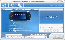 Wondershare Video to PSP Converter - Convert Video to PSP,AVI to MP4