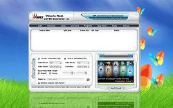 Apex Video to Flash SWF FLV Converter is an easy to user video to flash, video to swf, video to flv converter
