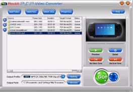 MovKit Software:convert AVI/MPEG/WMV/MP4/DIVX to zune converter